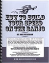build your speed on the banjo
