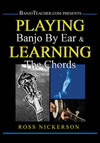 play banjo  by ear banjo book